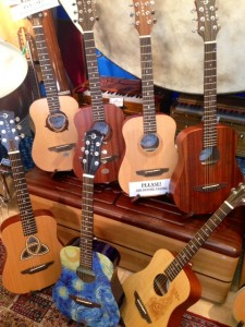 Luna Travel Guitars