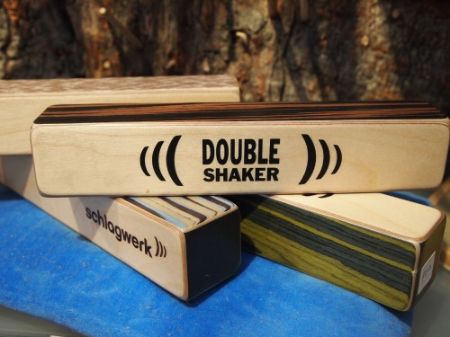 DOUBLE SHAKERS