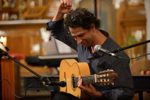 A world Music Guitar Concert with Itamar Erez @ Netloft Building | Vancouver | British Columbia | Canada