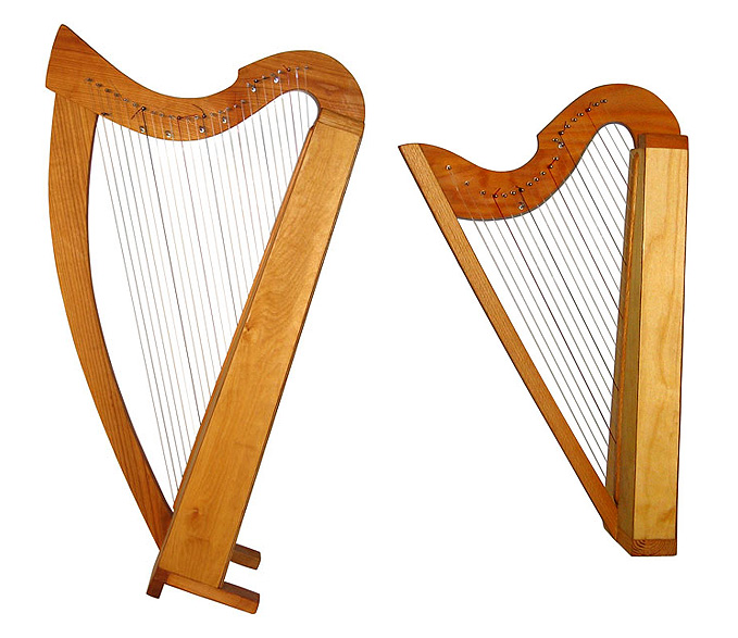 Stringed Instruments Gandharva Loka